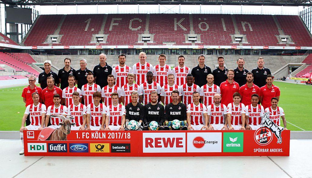 Der Kader Des 1 Fc Köln In Der Saison 201718 Geissblogkoeln