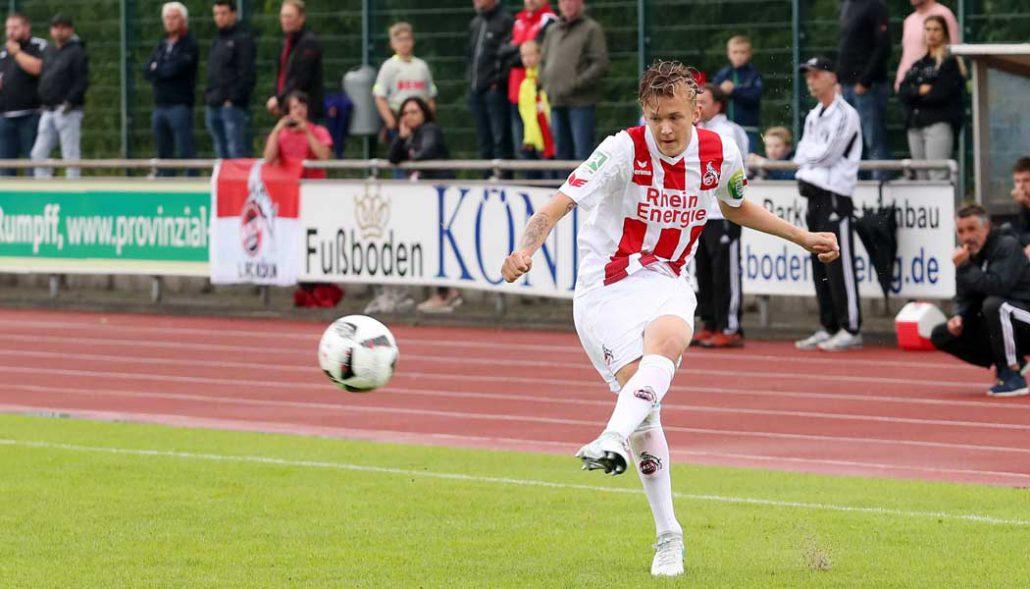 Risa beschert U21 und Pawlak den Sieg über Uerdingen ...