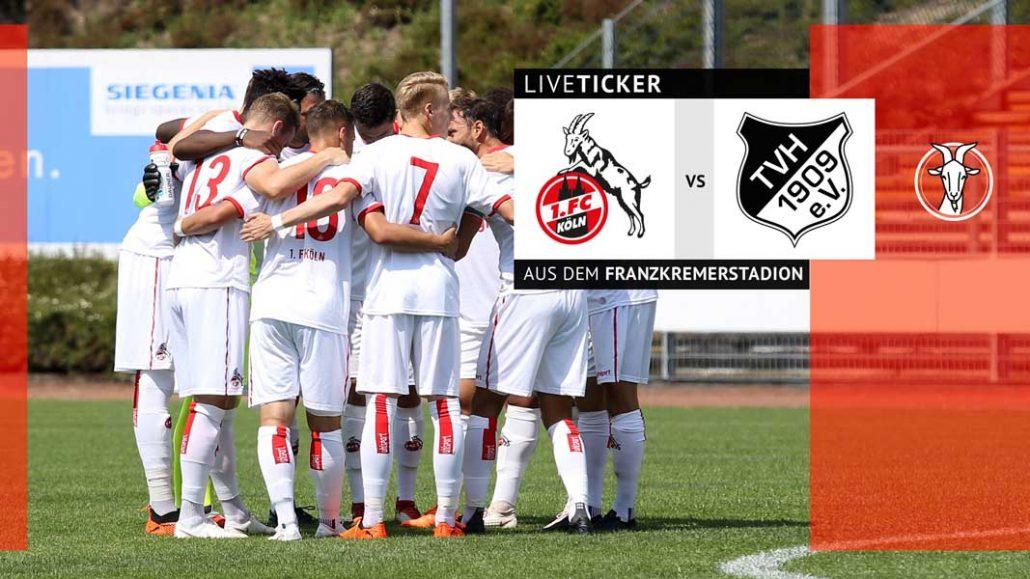 Liveticker U21 Will Daheim Den Ersten Saisonsieg Geissblogkoeln
