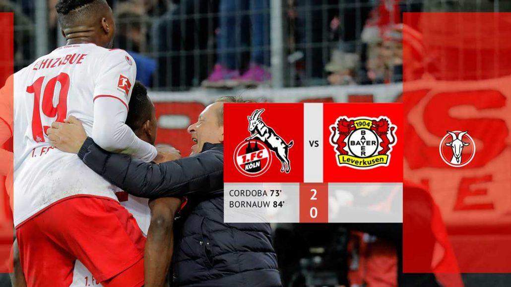 Fc Köln Ergebnis