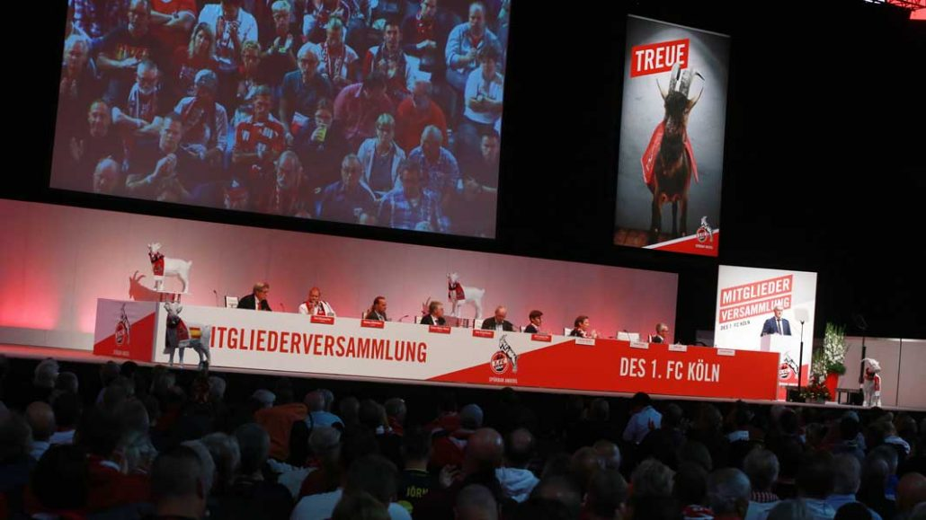 Mitgliederversammlung Fc Köln