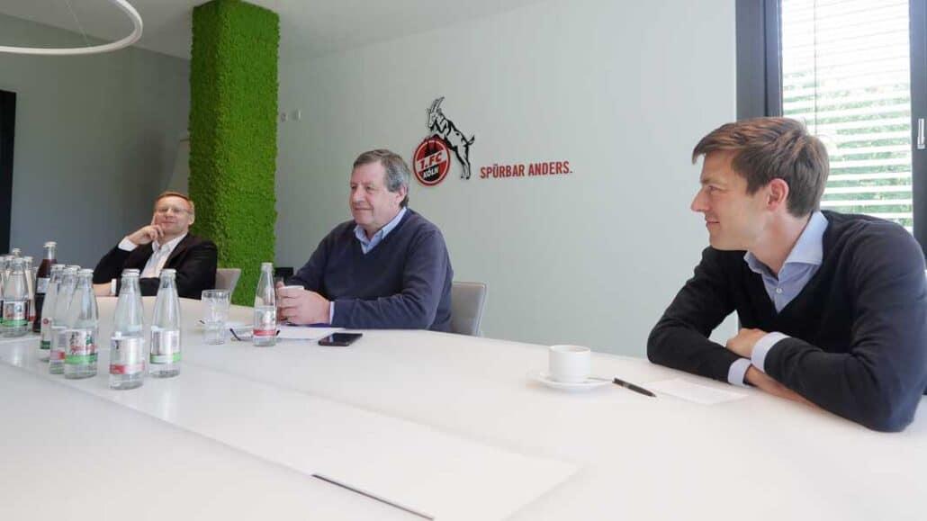 Fc Köln Vorstand