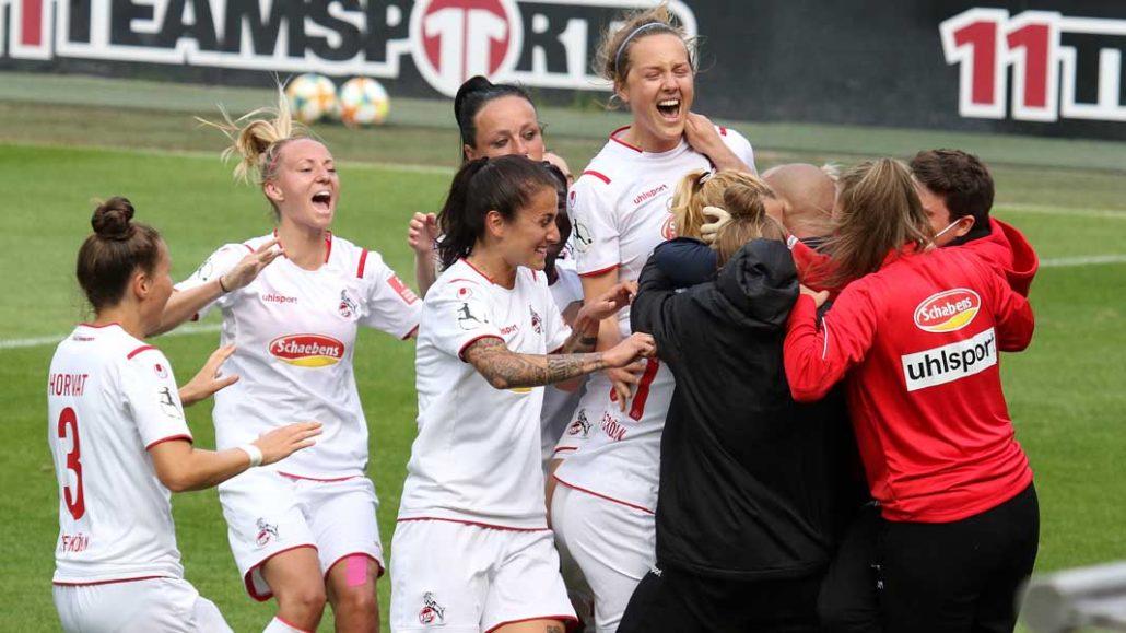 1. Fc Köln Frauen