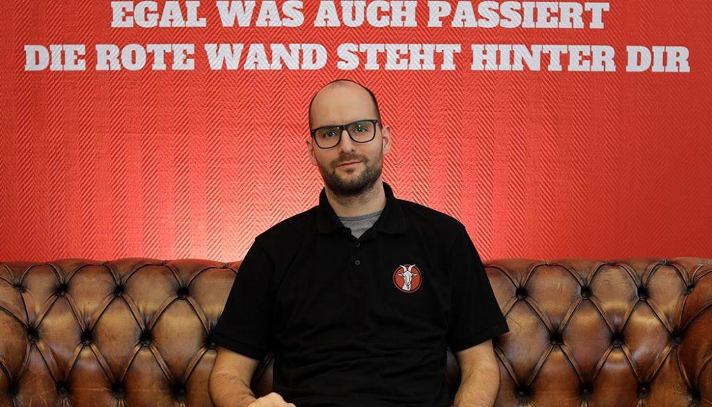 Daniel Mertens. (Foto: Bopp)